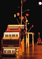 Instruments de musique Un beau matin